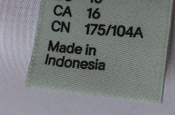 одежда из азии